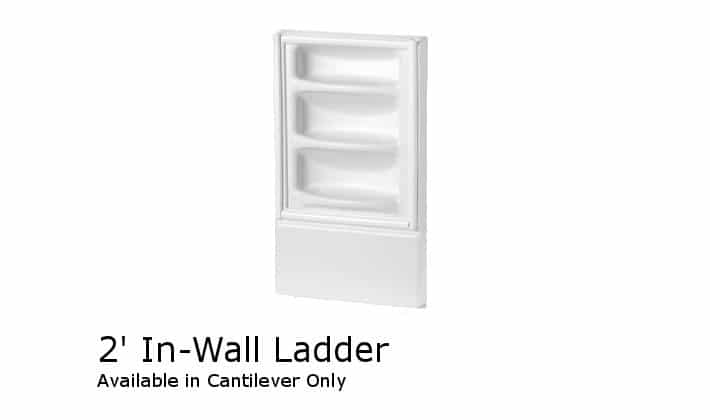 2' Wall Ladder